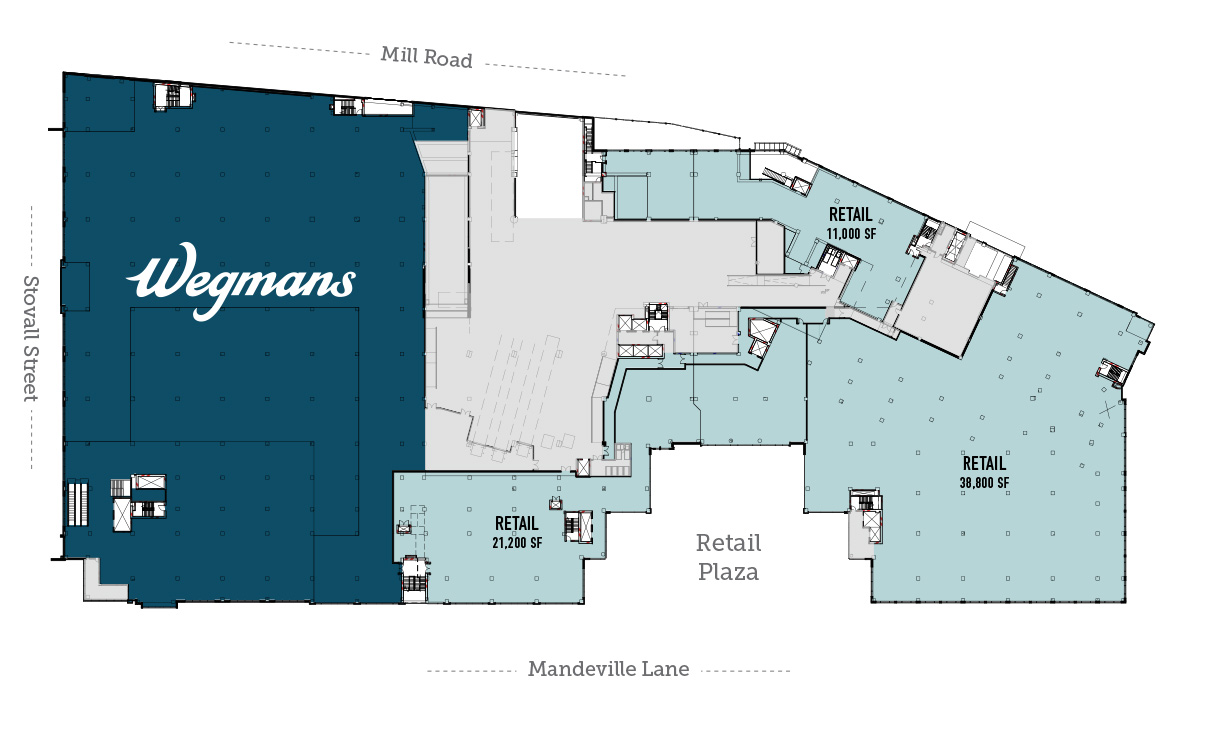 apartment with expansive floorplans in alexandria