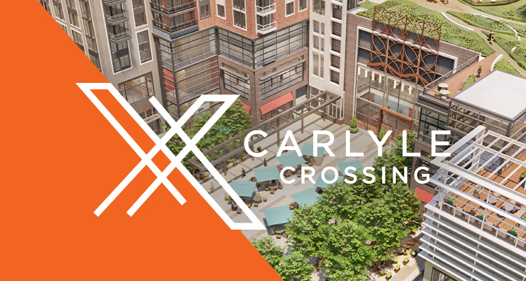 Carlyle crossing apartments alexandria va